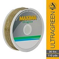 (Ultragreen, 30-pound, 110-yard) - Maxima Fishing Line Mini Pack, Ultragreen