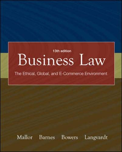 Download Business Law with OLC card and You Be The Judge DVD (Vol 1 &2) 007327139X