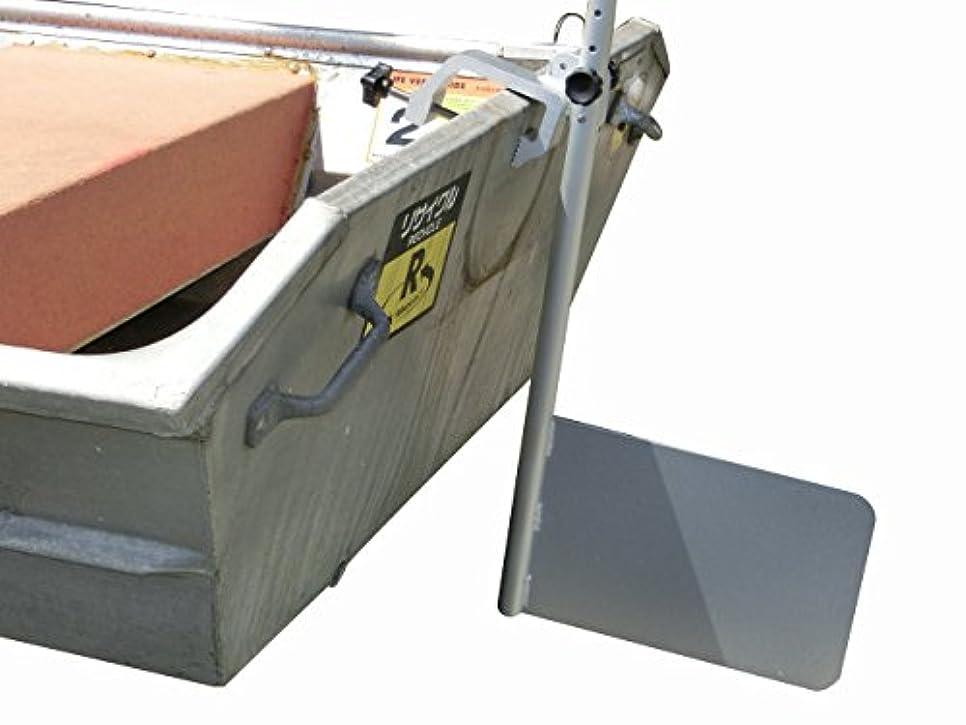 徴収避難ラップトップアルミ製 ボートラダー