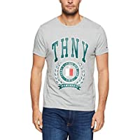 Tommy Hilifiger Men's Ivy League Print T-Shirt