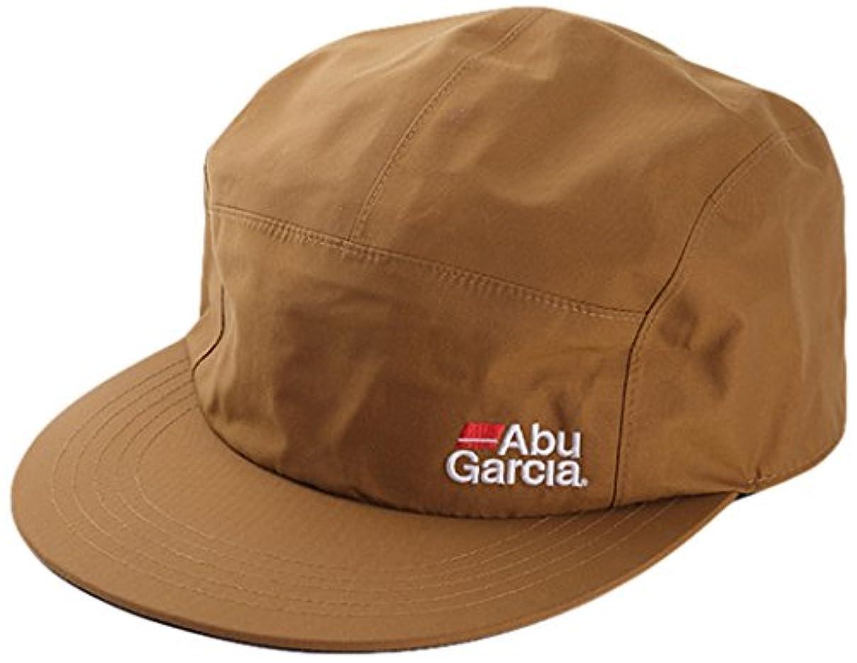 デンマークそれに応じてリア王アブガルシア(Abu Garcia) キャップ  3レイヤーレインジェットキャップ キャメル帽子 釣り