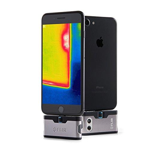 55ef4048d4 FLIR ONE for iOS Gen 3 赤外線サーモグラフィカメラ iPhone iPad対応 : Amazon・楽天・ヤフー等の通販価格比較  [最安値.com]