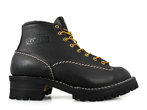 (ウェスコ) Wesco ジョブマスター オールブラック Jobmaster All Black BK106100 6インチ 26.0cm/US8.0 black_black [並行輸入品]