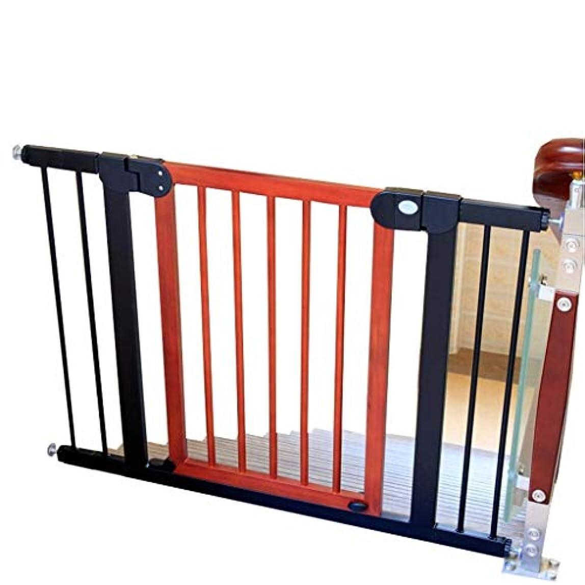 航空会社共同選択見込み育児 ベビーゲート ペットゲートをセットアップすること容易な木の安全ゲート、赤ん坊の階段ゲートペットゲート ベビーフェンス (Size : 97-104cm)