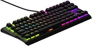 【国内正規品】SteelSeries 英語配列 テンキーレス メカニカルキーボード Apex M750 TKL 64720