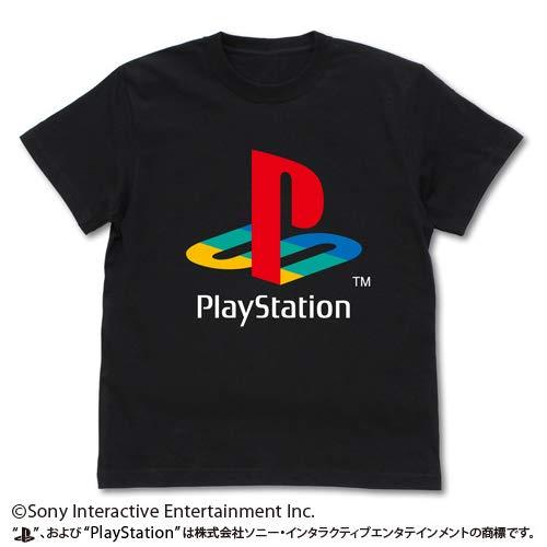 プレイステーション 初代 PlayStation TシャツVer.2 ブラック Lサイズ