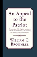 An Appeal to the Patriot