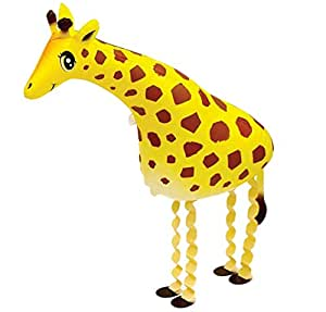 C-Princess バルーン 風船 アニマル 動物デザイン かわいい 子供 キッズ おもちゃ バースデイ 誕生日 出産祝い 入園祝い クリスマス (20キリン)