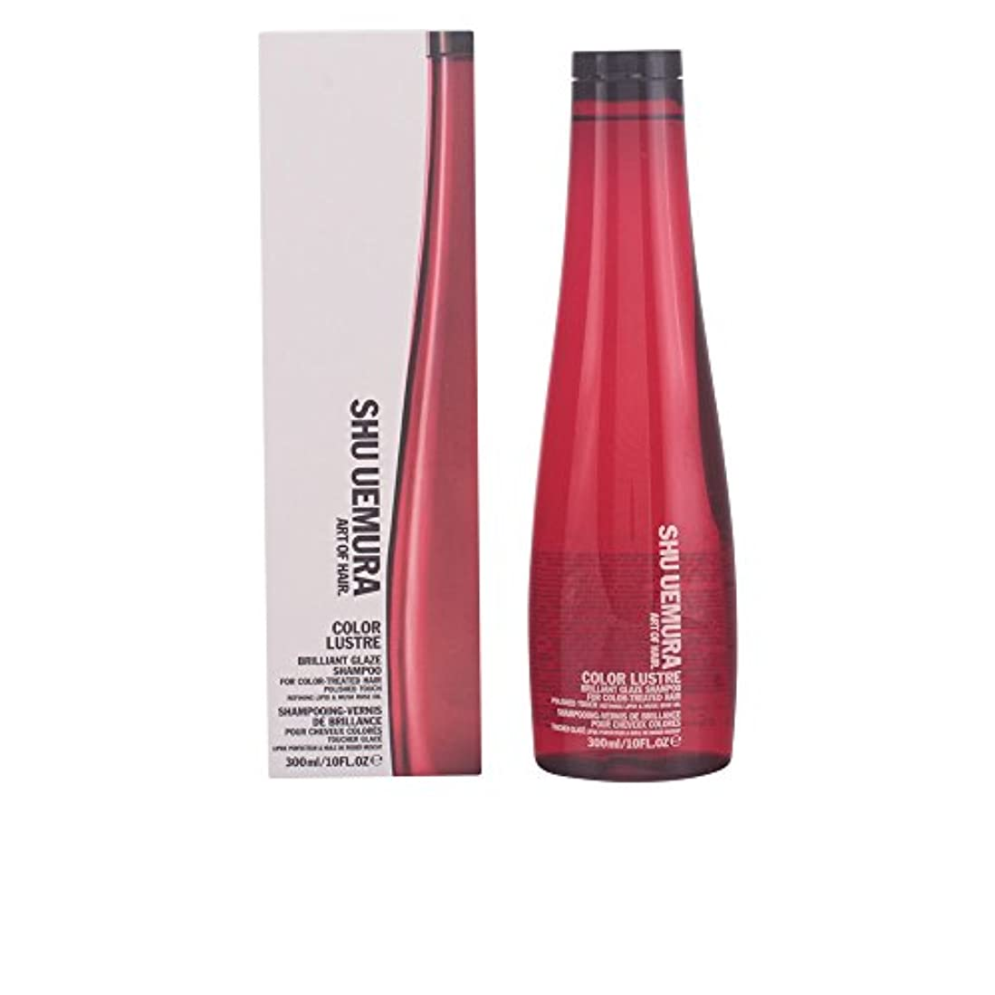 放置伝説ハイキングに行くColor Lustre Sulfate-Free Brilliant Glaze Shampoo (For Color-Treated Hair)[並行輸入品]