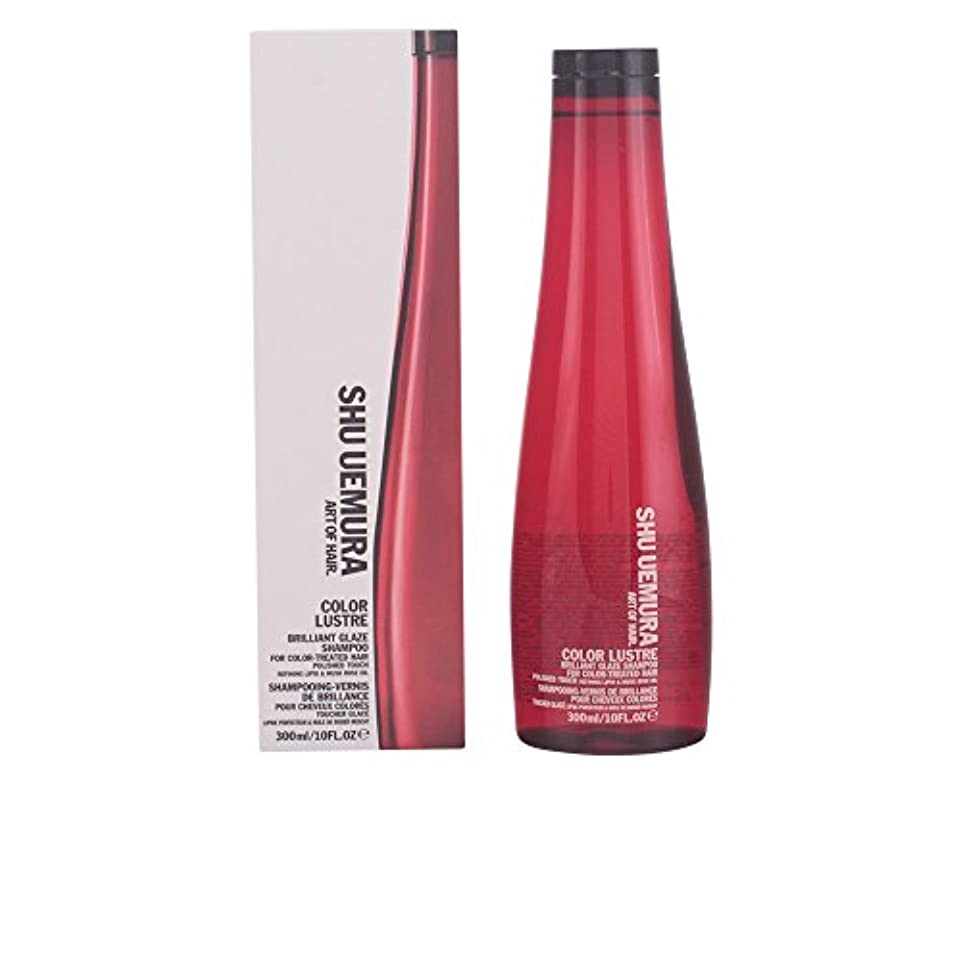 残り物一時的光沢のあるColor Lustre Sulfate-Free Brilliant Glaze Shampoo (For Color-Treated Hair)[並行輸入品]