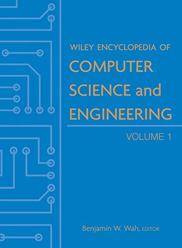 Download Wiley Encyclopedia of Computer Science and Engineering, 5 Volume Set 0471383937