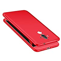 Huawei Mate 9 カバー 防滑 ケース [Vandot] 品質PC 3in1 コンビネーション ハイブリッドカバー 人気 保護ケース 装着簡単 衝撃吸収 超薄型 スリム 360度保護 オシャレ 手触り良い フアッション Red