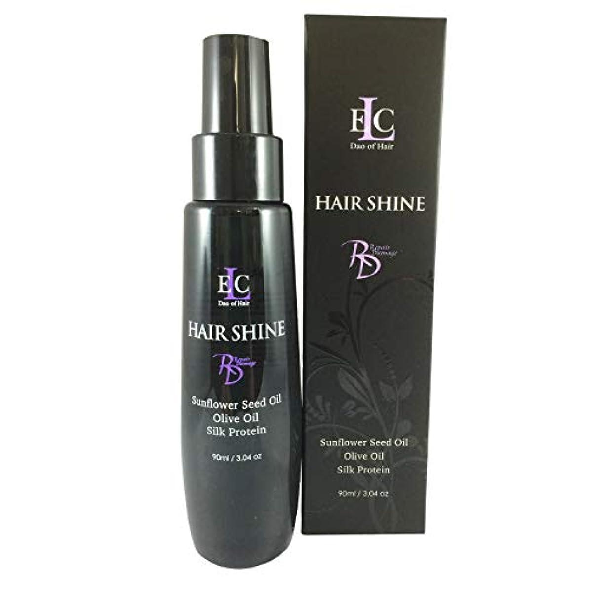ELC Dao of Hair 修復ダメージヘアシャインスプレー - 3.04オンス