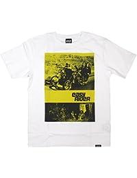 (ショット) Schott 3183028 ER POSTER フォト Tシャツ ER ポスター