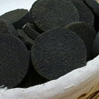 砂糖・小麦粉ゼロ♪かたウマ!ホオリイの竹炭豆乳おから100%クッキー
