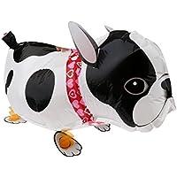 KOZEEYウォーキング ペット 箔 ブルドッグ ペット バルーン 動物 ヘリウム airwalker 子供のおもちゃ