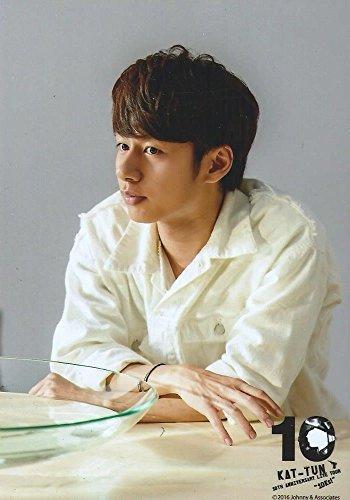 "KAT-TUN 10TH ANNIVERSARY LIVE TOUR ""10Ks!"" 会場限定 公式グッズ オリジナルフォトセット 中丸雄一"