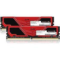 TEAM DDR4 2666Mhz PC4-21300 4GBx2枚(8GBkit)デスクトップ用 Elite Plus シリーズ 日本国内無期限保証(永久保証)正規品