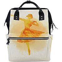 ママバッグ マザーズバッグ リュックサック ハンドバッグ 旅行用 踊り子 ファション