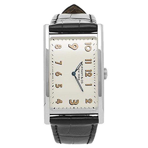 [ティファニー] 腕時計 TIFFANY&Co. 34677336 ブラック シルバー ホワイト [並行輸入品]