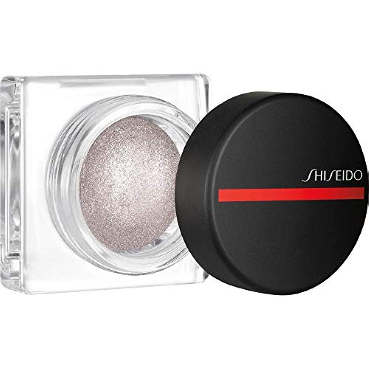 アクティブくつろぎ一貫性のない[Shiseido] 資生堂のオーラ露の4.8グラム01 - 月面 - Shiseido Aura Dew 4.8g 01 - Lunar [並行輸入品]