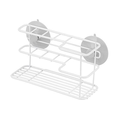 レック ダブルコート 歯ブラシスタンド 吸盤・置き型(1コ入)
