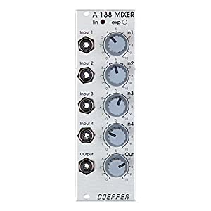 Doepfer A-138A リニアミキサー Liner Mixer