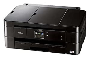 brother A3インクジェットプリンター複合機/18/20ipm/両面印刷/無線LAN/ADF/ブラック DCP-J4220N-B