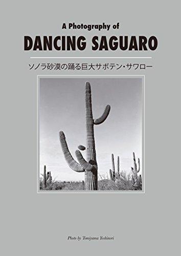 A Photography of DANCING SAGUARO: ソノラ砂漠の踊る巨大サボテン・サワロー