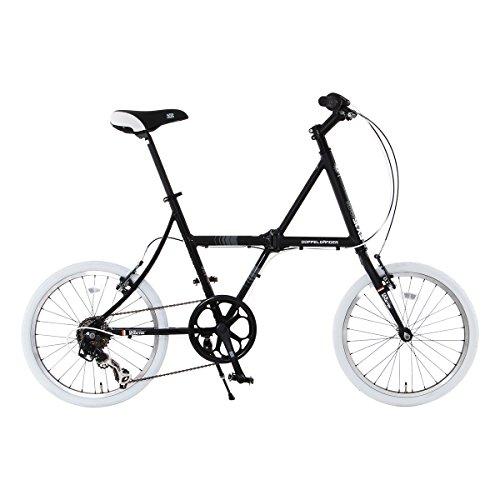 DOPPELGANGER 20インチ フォルダブル・ミニベロロード 軽量アルミフレーム採用折りたたみ自転車 FXシリーズ Schatten FX15