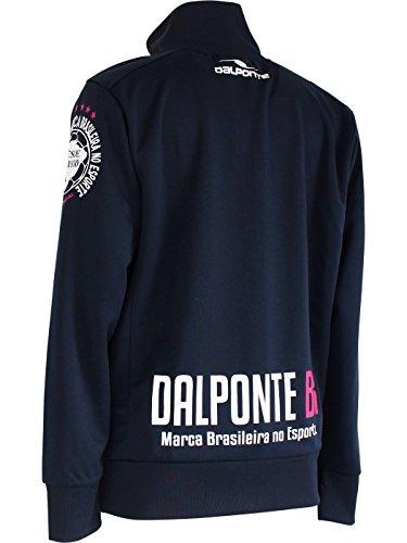 DalPonte(ダウポンチ) スタンドジップジャージ DPZ62 Lサイズ ネイビー