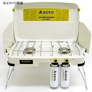 ツーバーナー SOTO ハイパワー【別注モデル】 ホワイト ST-N525