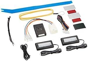 e-くるまライフ  イルミネーション レヴォーグ/LEVORG(VM)専用LEDフットランプキット ek312