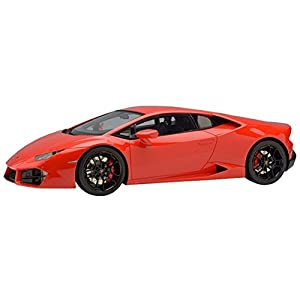 メイクアップ IDEA 1/18 Lamborghini Huracan LP580-2 2015 パールレッド (LA Autoshow 2015)