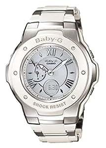 [カシオ]CASIO 腕時計 Baby-G ベイビージー 世界6局対応電波ソーラーアナデジウォッチ MSG-3200C-7BJF レディース