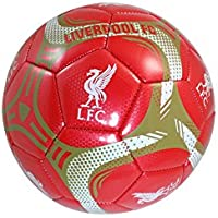 Liverpool FC Authentic Official Licensedサッカーボールサイズ5 -004