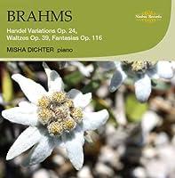 Handel Variations Waltzes &