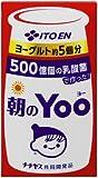 伊藤園 朝のYOO 125ml×24本