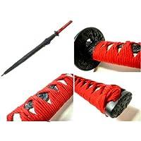 名刀雨傘 Ver2 赤