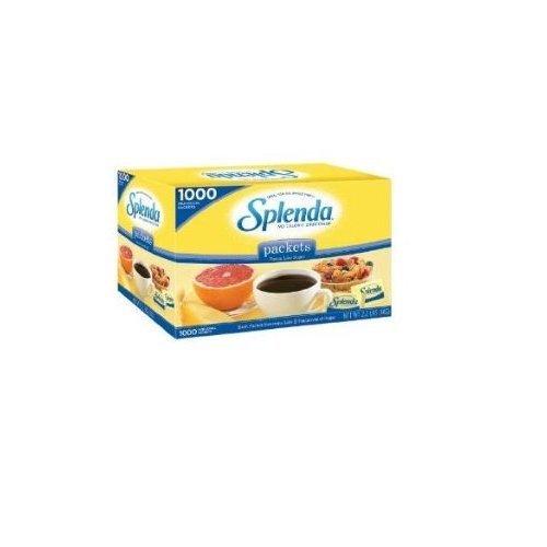 Splenda  スプレンダ  カロリー無し甘味料  1000個パック  並行輸入品