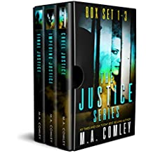 Justice Series Boxed Set. Books 1-3