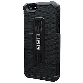 【日本正規代理店品】URBAN ARMOR GEAR iPhone 6s/6 (4.7インチ)用フォリオケース ブラック UAG-IPH6F2-BLK