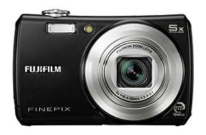 FUJIFILM デジタルカメラ FinePix (ファインピックス) F100fd ブラック FX-F100FDB
