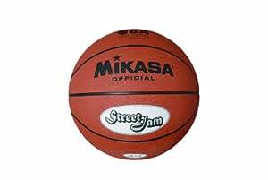 ミカサ バスケットボール 検定球5号 ミニバスケットボール ブラウン 小学校用 B5JMR-BR