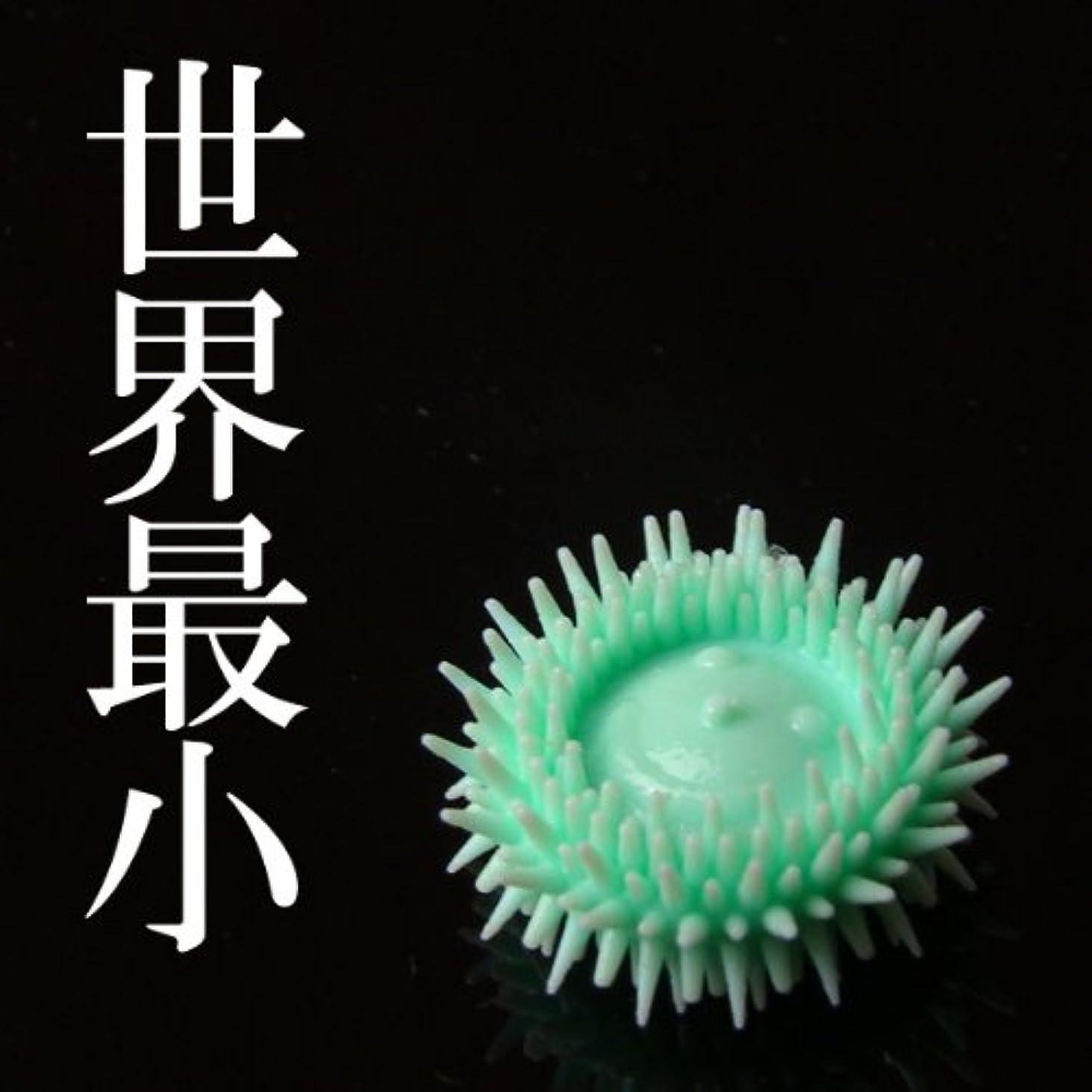 マナー韻で出来ている6箱セット 世界最小 使い捨て携帯歯ブラシ Rollybrush ローリーブラッシュ