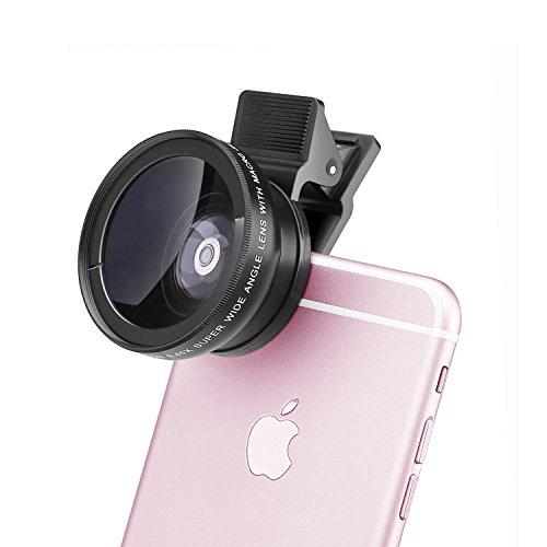 Zenoplige カメラレンズキット 0.45x広角レンズ