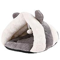 ペット ドーム ベッド ねこベッド ペットベッド 犬猫用 犬 ドーム型ベッド ペットハウス ねこハウス 犬小屋 猫 テント ペットクッション 洗える ふんわり 肌触り 保温布団 ペット用品 小型犬/猫用