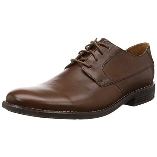 [クラークス] シューズ メンズ ベッケンプレイン 26124175 Tan Leather タンレザー UK 8(26cm)