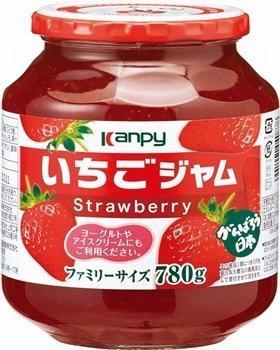 いちごジャム 780g /カンピー(3本)
