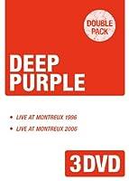ディープ・パープル / ライヴ・アット・モントルー 1996 + ライヴ・アット・モントルー 2006《ダブルパック・シリーズ》 [DVD]